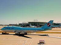 HL7402 - B744 - Korean Air