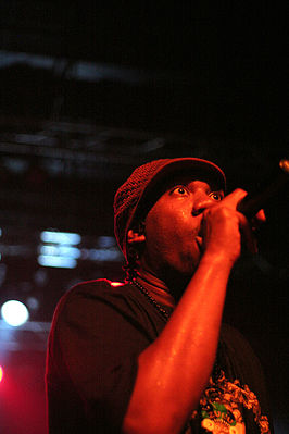 KRS-One in Gent, België