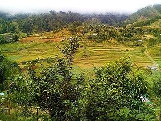 Kabayan, Benguet Municipality in Cordillera Administrative Region, Philippines