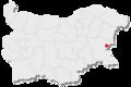 Kableshkovo location in Bulgaria.png