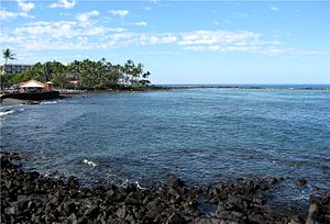 Kahaluu Bay - Image: Kahaluu Bay
