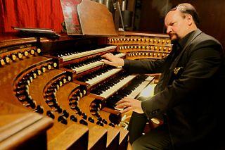 Kalevi Kiviniemi Finnish organist