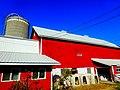 Kalscheur Farm Dairy Barn - panoramio.jpg