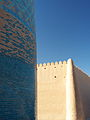 Kalta Minor and Kukhna Ark, Khiva (4934528012).jpg
