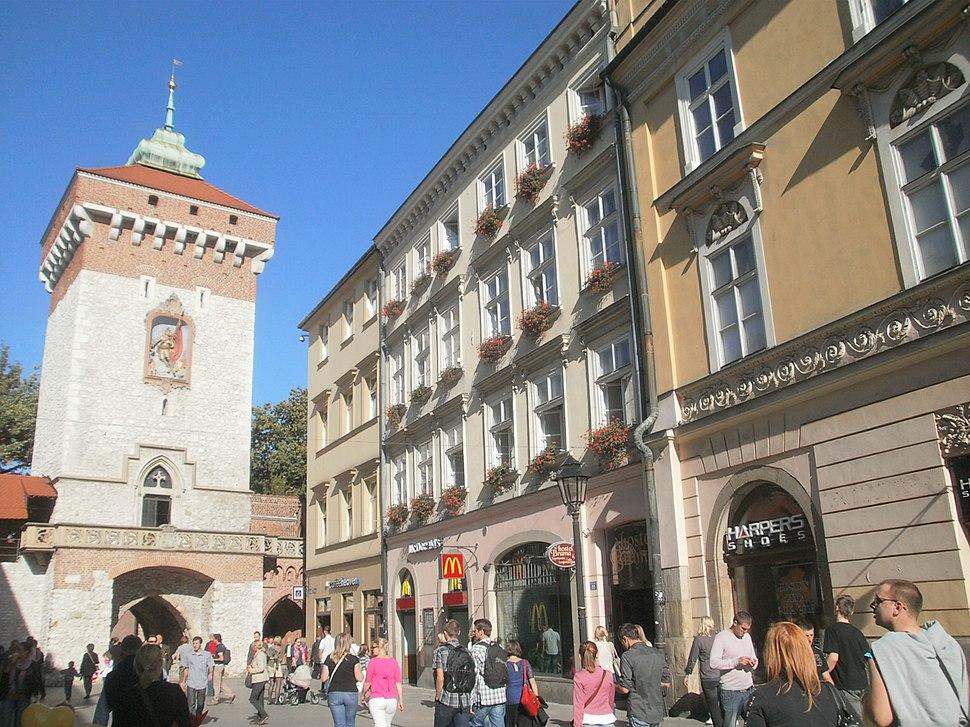 Kamienica, Floriańska 55, Kraków 1