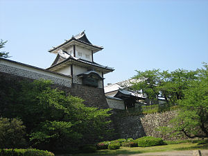 Ishikawa Prefecture - Kanazawa Castle