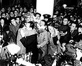 Kanemon Nakamura III Returns from Beiging China 6 Nov 1955.jpg