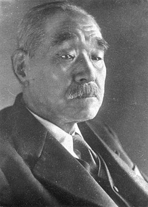 Surrender of Japan - As prime minister, Admiral Kantarō Suzuki headed the Japanese government in the final months of the war.