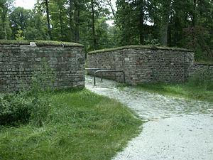 Rosbach vor der Höhe - Western gate of the Kapersburg