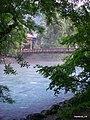 "Kappa Bridge in Kamikochi ""河童橋 (上高地)"" - panoramio.jpg"