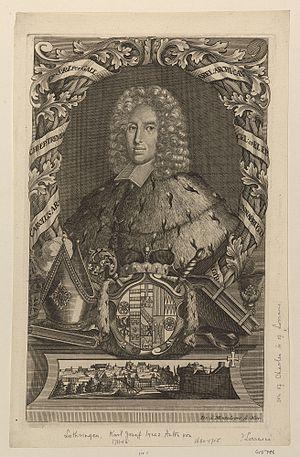 Charles Joseph of Lorraine - Charles Joseph of Lorraine.