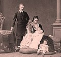 Karl Theodor with his family.jpg