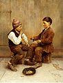Karl Witkowski - Pick a Hand, 1889.jpg