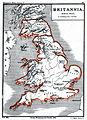 Karte aus dem Buch Römische Provinzen von Theodor Mommsen 1921 06.jpg