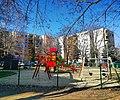 Kaszásdűlő, unnamed park, Budapest district III.jpg