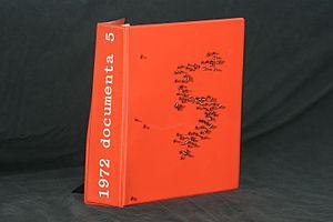 Documenta 5 - Katalog documenta 5 1972