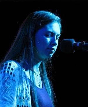 Kathleen Elle - Kathleen Elle on keyboards at The Saint, Asbury Park, New Jersey, on July 5, 2015.