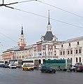 Kazansky Train Terminal - Moscow, Russia - panoramio.jpg