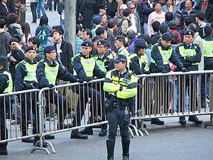 Police Tactical Unit (Hong Kong) - Image: Keeping an eye on things