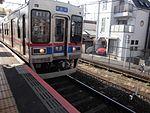 Keisei 3500 series at Keisei-Takasago.jpg