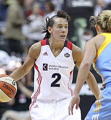 Miller w barwach Washington Mystics