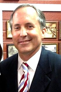 Ken Paxton American lawyer and politician