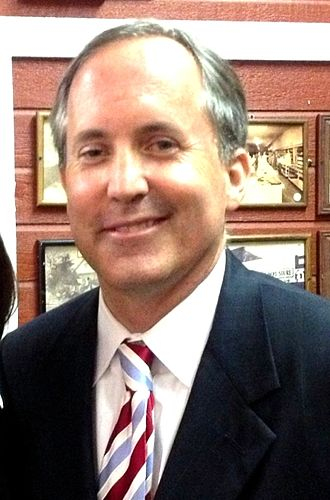 Texas Attorney General - Image: Ken Paxton