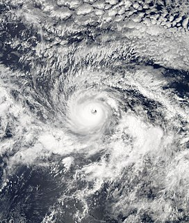 Hurricane Kenneth (2005) Category 4 Pacific hurricane in 2005