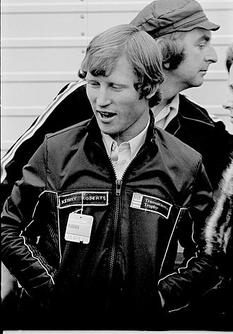 Kenny Roberts - Roberts in 1975