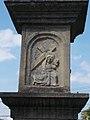 Kereszt, a Mi Asszonyunk tiszteletére (1666), keresztút, 2017 Mosonmagyaróvár.jpg