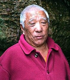 Khenpo Tsultrim Gyamtso Rinpoche Tibetan yogi