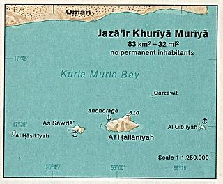 Khuriya Muriya Islands island
