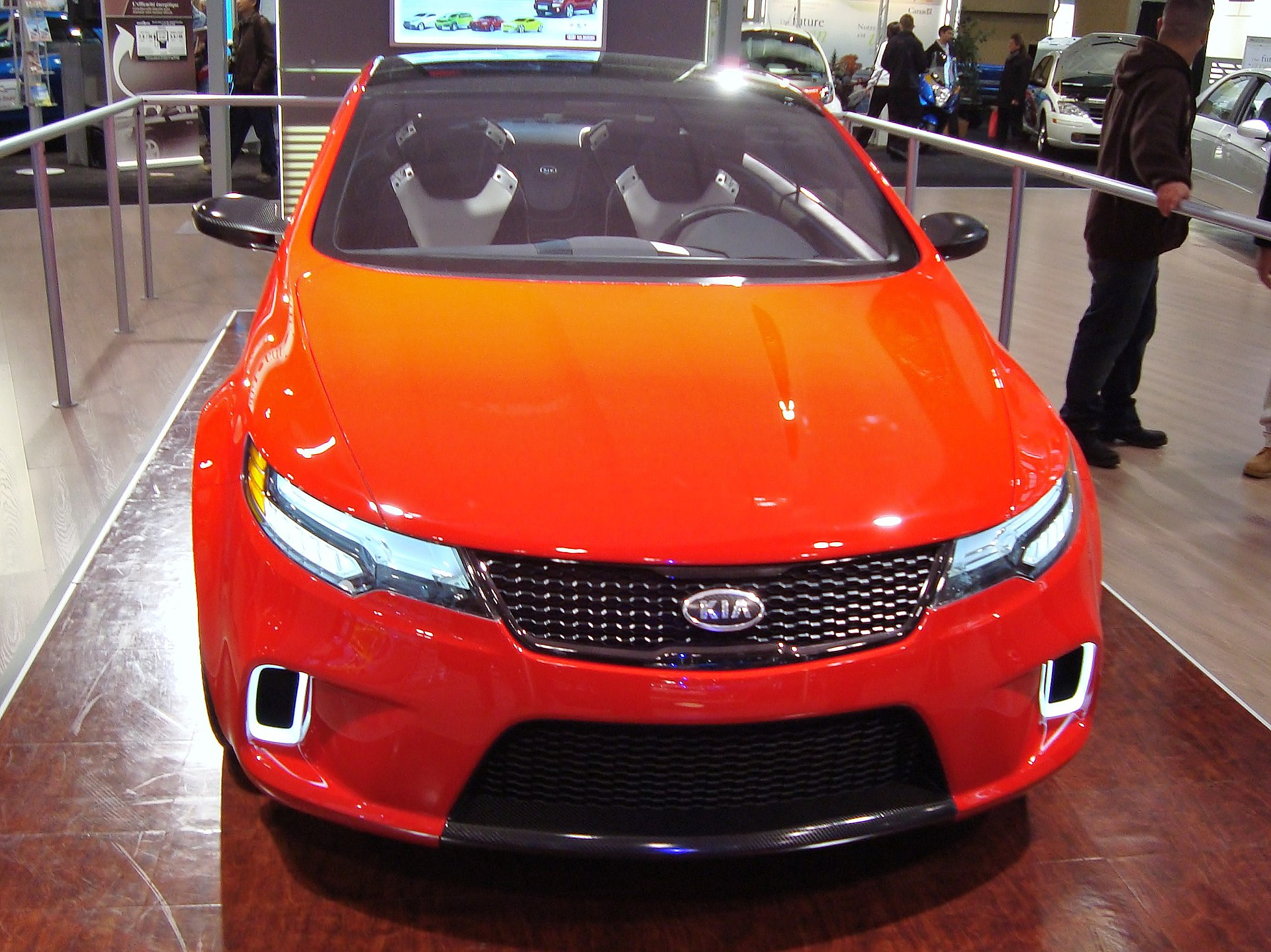 Kia koup wikipedia for Kia motors irvine ca