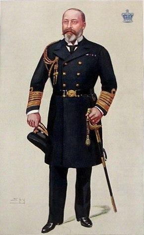 King Edward VII Vanity Fair 19 June 1902
