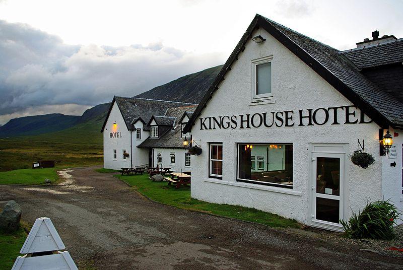 The Kings House Hotel Glencoe