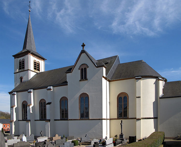 Church of Ell, Luxembourg