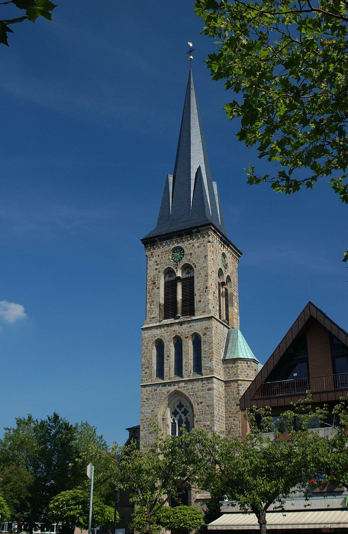 St. Cyriakus (Salzberg...