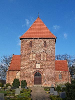 Mühlen Eichsen - Kirche in Groß Eichsen