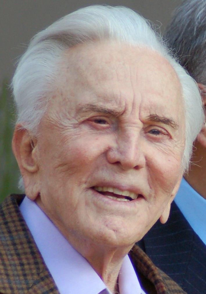 Kirk Douglas (2011)