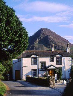 Loweswater, Cumbria Human settlement in England