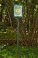 Kivertsi Volynska-Forest area-1 nature monument-guard board.jpg