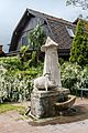 Klagenfurt Sankt Martin Friedelstrand Antonius-Brunnen 08052017 8274.jpg
