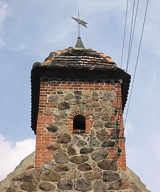 Fieldstone church - Image: Klein Marzehns church 3