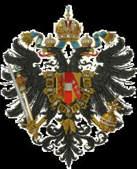"""Escudo """"pequeño"""" del Imperio Austriaco"""