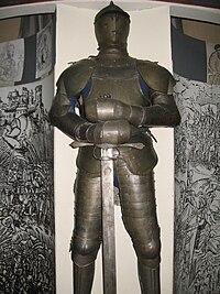 Knight into museum.JPG