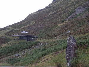Knockan Crag National Nature Reserve - Knockan Crag visitor centre