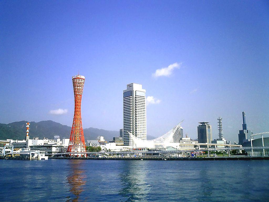 Kobe-meriken-park