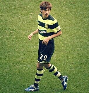 Koki Mizuno Japanese footballer