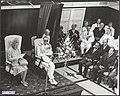 Koninklijk huis, koninginnen, prinsen, bezoeken, redevoeringen, Bernhard, prins,, Bestanddeelnr 017-0032.jpg