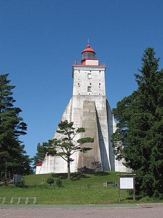Kõpu Lighthouse - Kõpu Lighthouse in 2009
